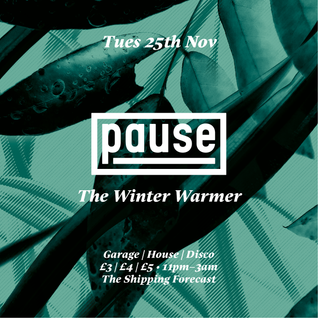 The Pause Winter Warmer