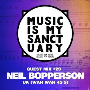 MIMS Guest Mix: NEIL BOPPERSON (WahWah45's, UK)