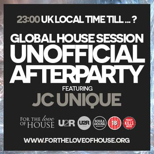 GHS Unofficial Afterparty - 27th April 2016