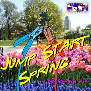 Jump Start Spring - a blossoming mix