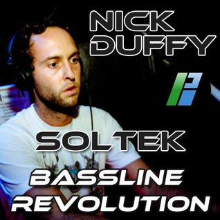 Bassline Revolution #40 - Soltek Showcase guest mix - 14.02.14