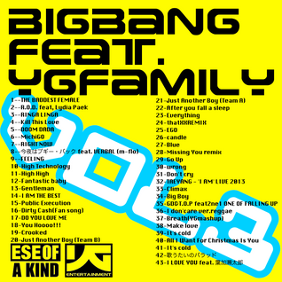 BIGBANG feat.YG MIX 3rd