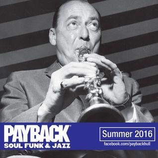 PAYBACK Soul Funk & Jazz Summer 2016 Selection