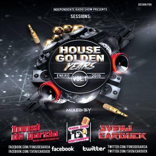   Session House Golden Years Vol.1   Mixed by Fonsi De Garcia & Svenj Carduck  