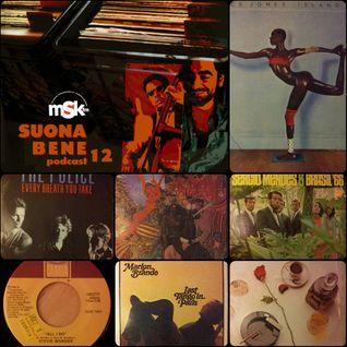 Suona Bene #12 - Lovers getaway (100% vinyl)