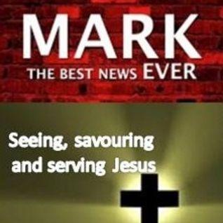 The agony of love (Mark 14v27-52) - Audio