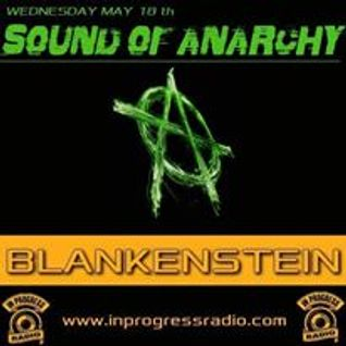 SOUND OF ANARCHY#003@BLANKENSTEIN