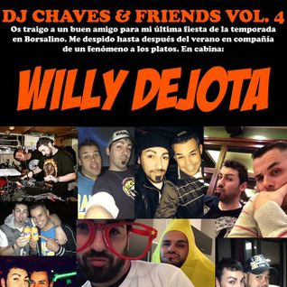 Dj Chaves Vs Willy Dejota@Bosalino