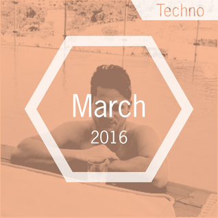 Simonic - March 2016 Techno Mix (Part 1)
