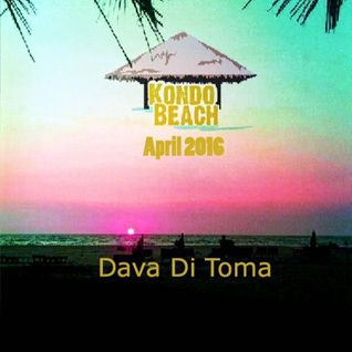 Kondo Beach April16 by Dava Di Toma