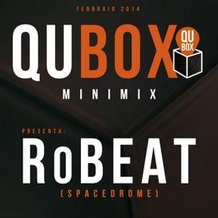 Spacedrome minimix X QU BOX \ febbraio 2014