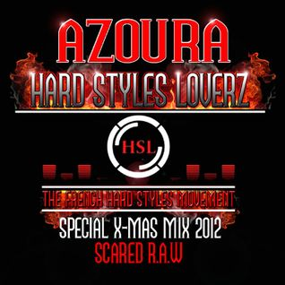 Azoura - Hard Styles Loverz - Hardstyle.nu - X-mas Special - 22-December-2012