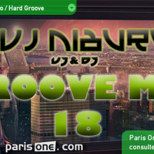 Dvj Niburu - Groove Me 18 (Paris One Reverse)