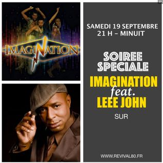 EMISSION SPECIALE IMAGINATION SUR REVIVAL80.FR
