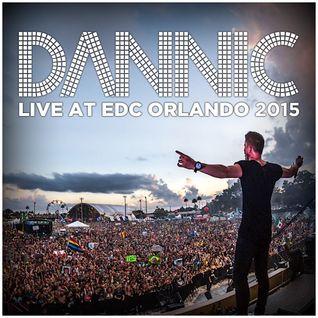 Dannic Live at EDC Orlando 2015