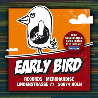 DJ Freshfluke - LIVE @ Early Bird Records Cologne 130629