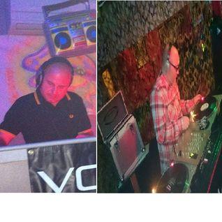 NeoFunk & Wrighty B2B Live @ Vodka'n'Vinyl 4.9.15