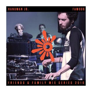 Hanuman Jr. - Paris Launch Party Mix