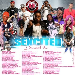 DJ DOTCOM_SEXCITED_DANCEHALL_MIX (MARCH - 2016 - EXPLICIT VERSION)
