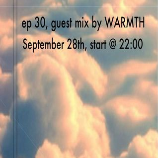 De Radio Luna The Cat Show ep.30 guest mix by Warmth (September 28th 2014)