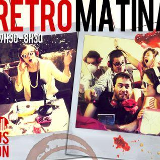 La rétro-matinale - Radio Campus Avignon - 24/10/12