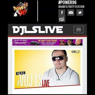 Power Mix June 2016 - DJ LS