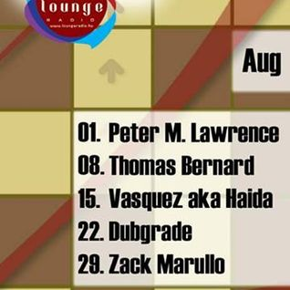 Peter M. Lawrence - Audio Control Radio Show - Guest Mix @ Lounge Radio (2013-08-01)