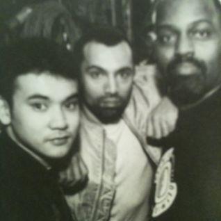 DJ DAVID MORALES & SATOSHI TOMIIE 1990.10.19 KISS MINT KISS FM 802 THE DEF MIX