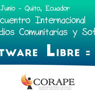 Radios Comunitarias y Software libre! Encuentro en Ecuador!