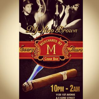 Merchants Cigar Bar NYC live recording 6/25/15