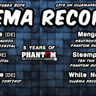 Steampunk - Live on Ollema Records 5 Years of Phantom Dub
