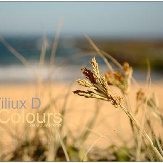 Wiliux D - Colours (July 2009)