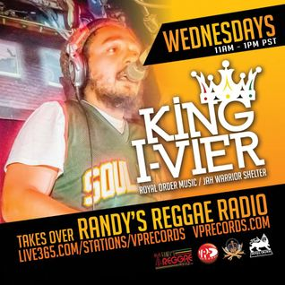 4-9-14 KING I-VIER TAKES OVER RANDY'S REGGAE RADIO!