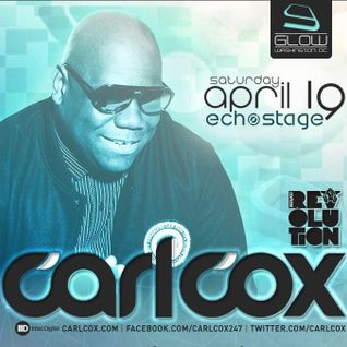 Carl Cox - Live at Echostage (Washington DC) - 19.04.2014