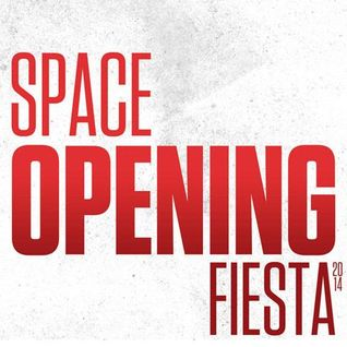 BLACKHALL & BOOKLESS - SPACE OPENING 2014 - 25TH MAY