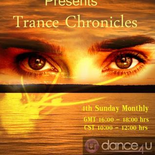DJ Cesar Presents Trance Chronicles - Episode 013 (Sanders Guest Mix)