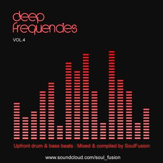 Deep Frequencies Vol. 4 (Drum & Bass Mix June 2014)