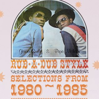 Nice It Up Live - Rub-A-Dub Style Part III