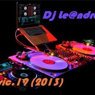 Dj Le@ndroC@nti - Set Music.19 (2013)