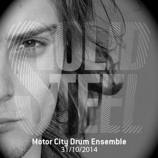 Solid Steel Radio Show 31/10/2014 Part 1 + 2 - Motor City Drum Ensemble