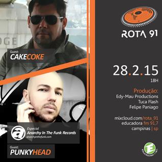 Rota 91 - 28/02/15 - Educadora FM