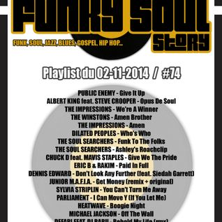 the Funky Soul story (U.R. #74 - 02/11/2014)
