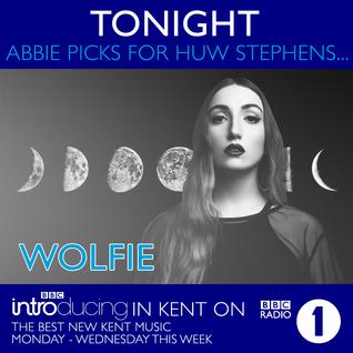 Abbie McCarthy on Huw Stephen's BBC Radio 1 show - Tuesday 7th July 2015