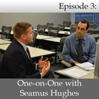 One-on-One with Seamus Hughes