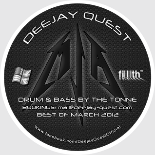 Deejay Quest - Bass By The Tonne - March 2012 Promo Mix