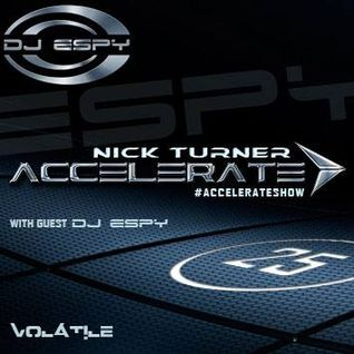 ACCELERATE #025 Guest Mix With DJ Espy