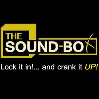 16/03/2014 Replay > Sundays 4PM - 6PM GMT #ManOfTheHouse On The Sound-BOX