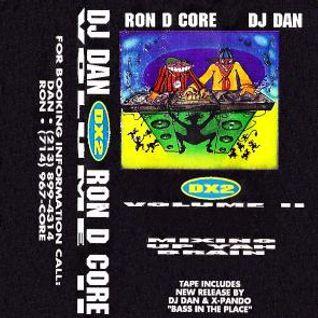 DJ Dan · DX2 Vol 2 - DJ Dan & Ron D Core