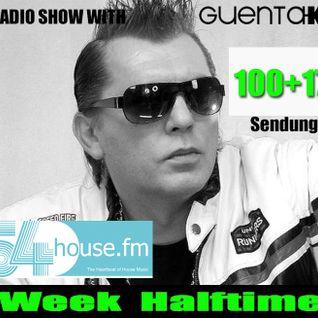 Week Halftime Show 100+17 mit Guenta K