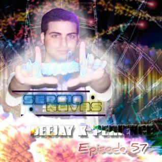 Sergio Navas Deejay X-Perience 04.12.2015 Episode 57